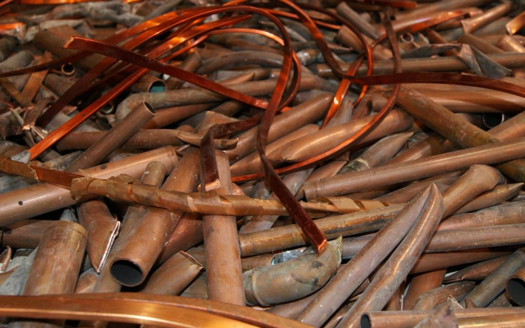 What Is the Scrap Metal Used For?
