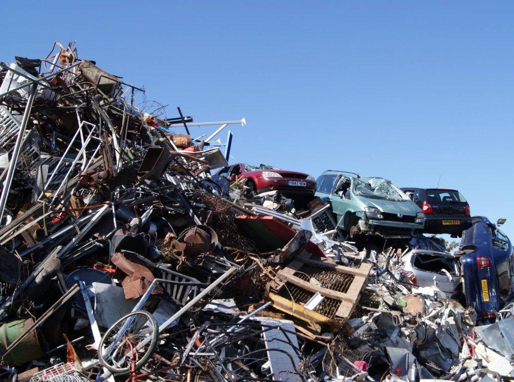 scrap cars Chichester